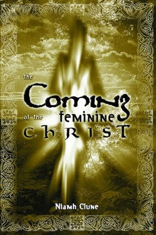 coming of the feminine christ - cover