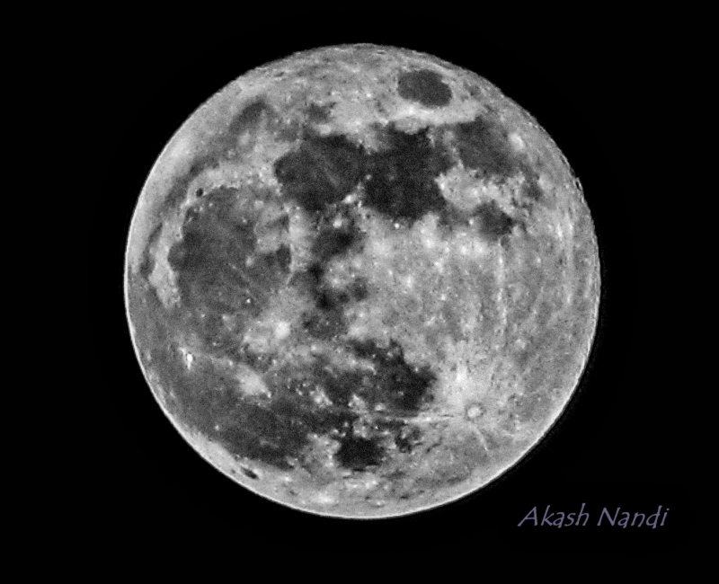 super moon may 2012