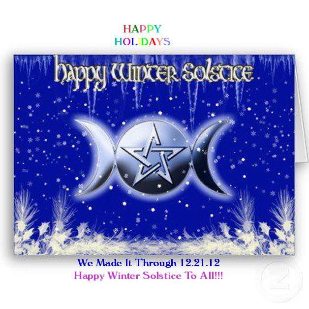 happy solstice