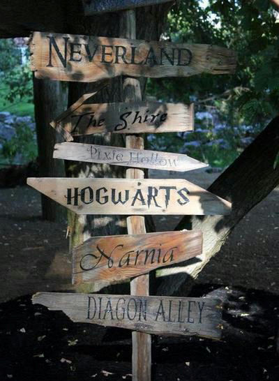 direction to all places fantasy