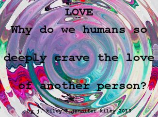 deeply crave love