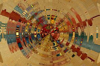 rainbow ripple by j. kiley (c) jennifer kiley 2013
