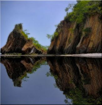reflected 3 by reg ramai (away)