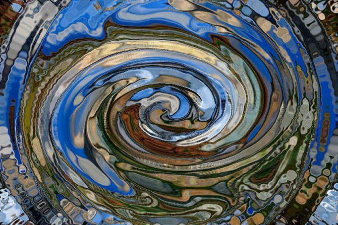 unconscious reflections by j. kiley © jennifer kiley