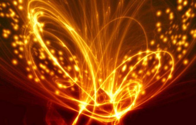 (1) abstract-streak-lightning