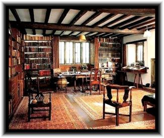 scottie's study library