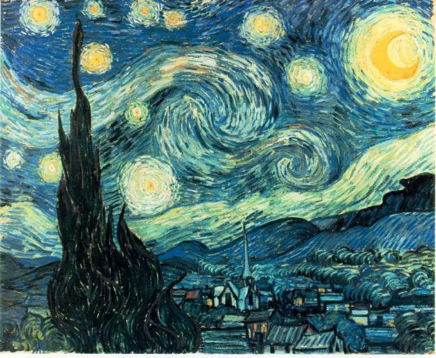van gogh starry night  933x768