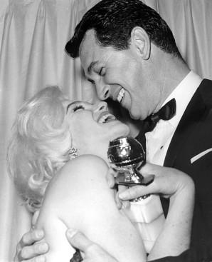 Marilyn-Monroe---Rock-Hudson----1962