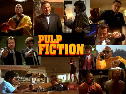 pulp fiction 2 poster all in