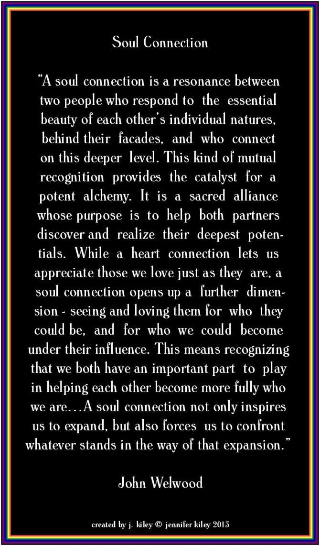 soul connection by j. kiley (c) jennifer kiley 2013
