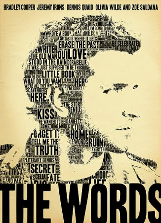 the words poster 1