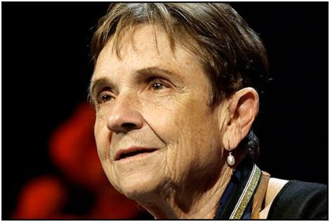 adrienne rich closeup