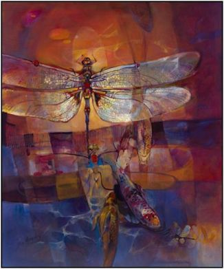 dragonfly expressionism 1