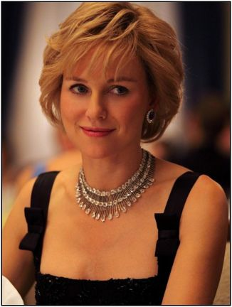 First Look at Naomi Watts as Princess Diana  658x872