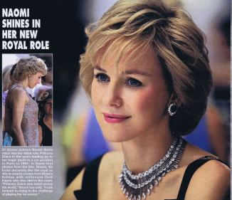 Hello Magazine: Naomi Shines in New Role of DIana  2684x2319