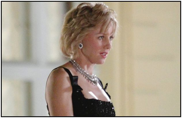 "Naomi Watts as Princess Diana in Director Oliver Herschbergels ""Diana""  632x412"