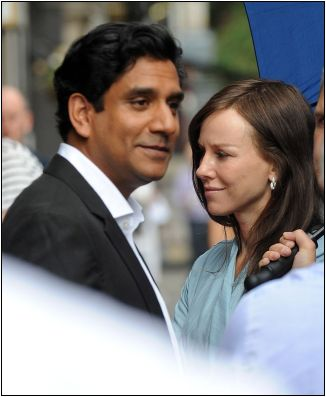 "Naomi Watts with Naveen Andrews ""Diana""  975x1188"
