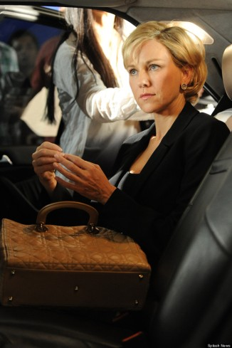 Naomi Watts playing Princess Diana on her last night  620x930
