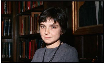 Portrait-of-Adrienne-Rich-