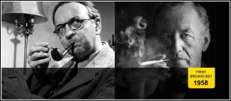 Raymond Chandler and Ian Fleming