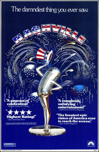 Nashville Movie Poster 1975
