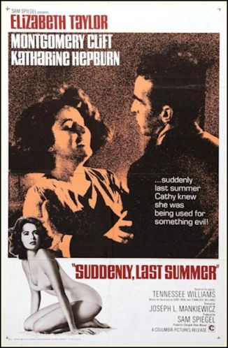 suddenly last summer doing something evil
