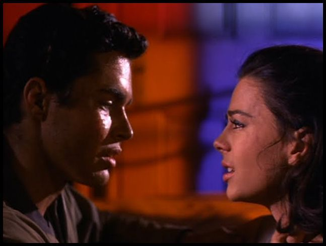 west side story somewhere maria and tony singing song 1