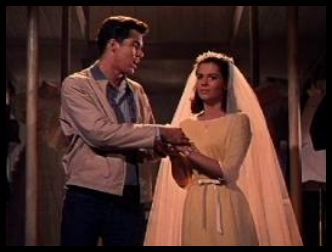 west side story tony and maria pretending to get married 1