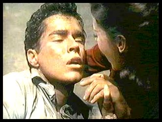 west side story tony trying to speak as he is dying maria listening 1