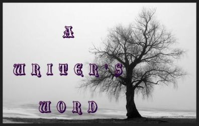 a writer's word - day title sunday