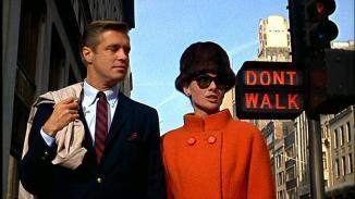 Audrey Hepburn wiht George Peppard