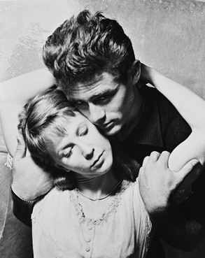 JulieHarris.James Dean