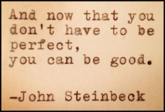 steinbeck perfect good