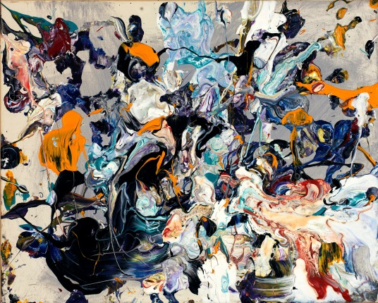 Abstract Chaos --- Artist Anonymous