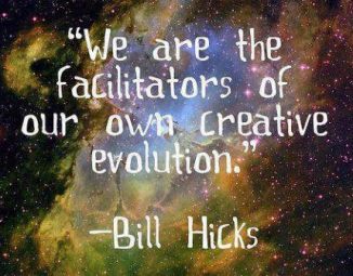 bill hicks evolution