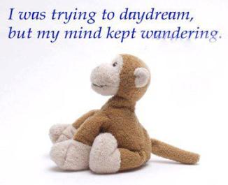 daydream wandering