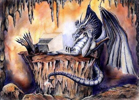dragon-writer