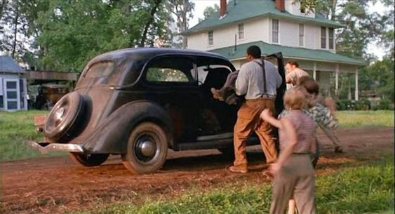 fgt after buddy jrs train accident big george rushing him to car to take to hospital