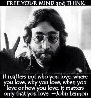 free ur mind  john lennon