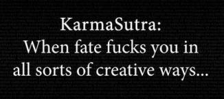 karmasutra fate fucks u