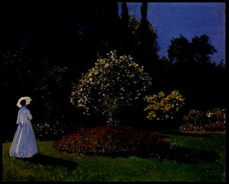 Monet_Claude-Woman_in_the_Garden._Sainte-Adresse darkness mode