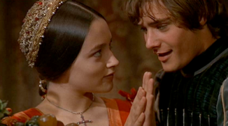 romeo & juliet let a hand do what lips do