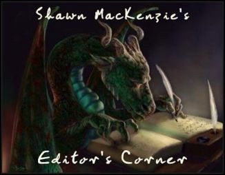shawn mackenzie's editor's corner day monday