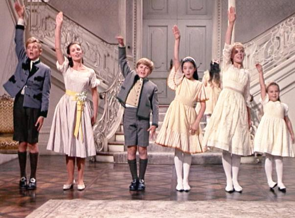 the Sound-of-music-goodbye so long farewell singing goodnight