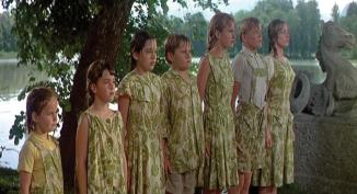 the sound of music kids dripping wet after maria & all tip boat over