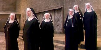 the sound of music problem like maria nuns rev only
