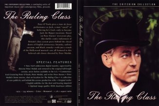 the_ruling_class_cover front & back of dvd package writing on back
