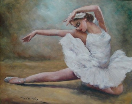 Ballerina  by Fried Pal