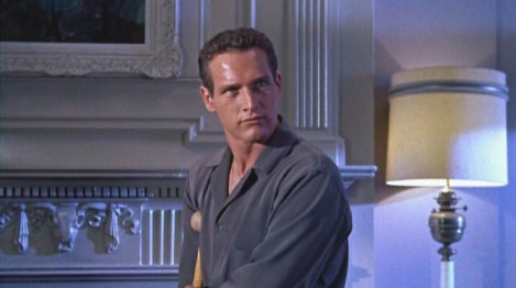 cat-on-a-hot-tin-roof paul newman