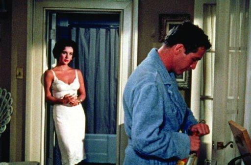 cat paul & elizabeth in slip & robe